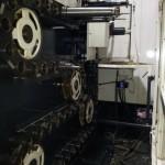 Limpieza de maquinaria industrial despues
