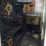 Limpieza de maquinaria industrial antes